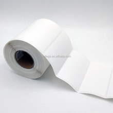 Supply High Quality Direct Thermal Label , Adhesive Label and blank sticker paper roll