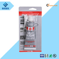 Neutral silicone sealant non-corrision sensor safe OEM standard RTV silicone rubber gasket maker adhesive