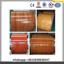 Prepainted GL steel coil / PPGI /Low price Cold Rolled PPGL color coated galvanized