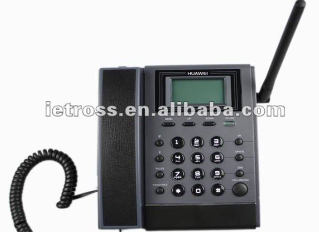 Fixed Cordless Phone Huawei ETS 2051 CDMA 450mhz