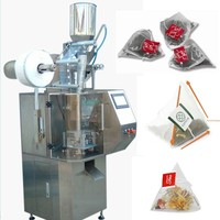 automatic flowering tea herb packing machine