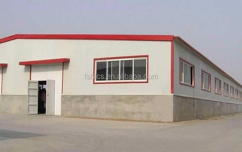 Steel Structure Warehouse for Factory House