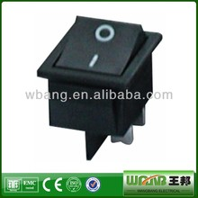Hot Selling Lighted 120V Rocker Switch