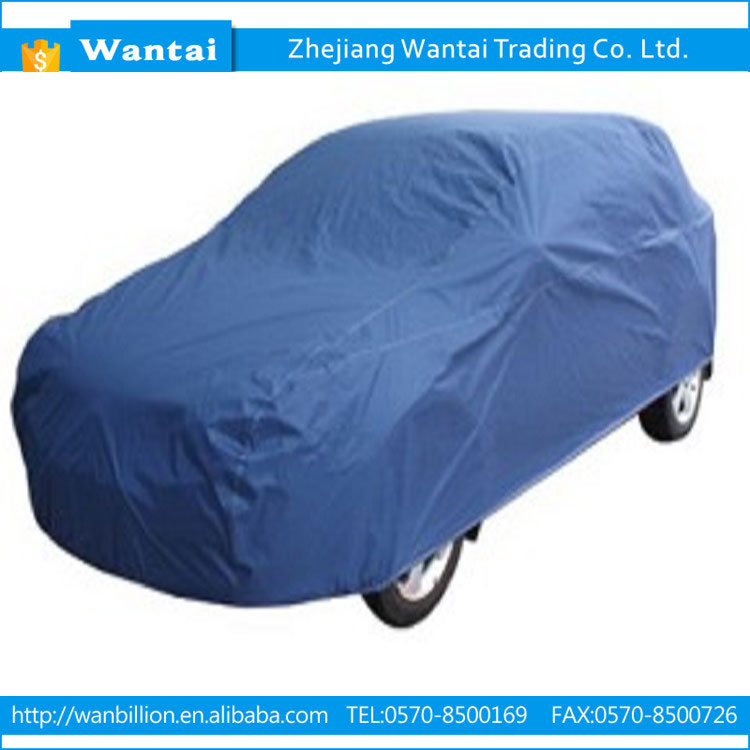 170T polyester waterproof eco-friendly color-resistant dustproof car cover