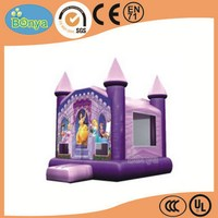Cheap price custom hot sale promotion inflatable model bouncers