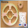 AX100 Motorcycle Sprocket chain sprocket for motorcycle spare parts Good Quality