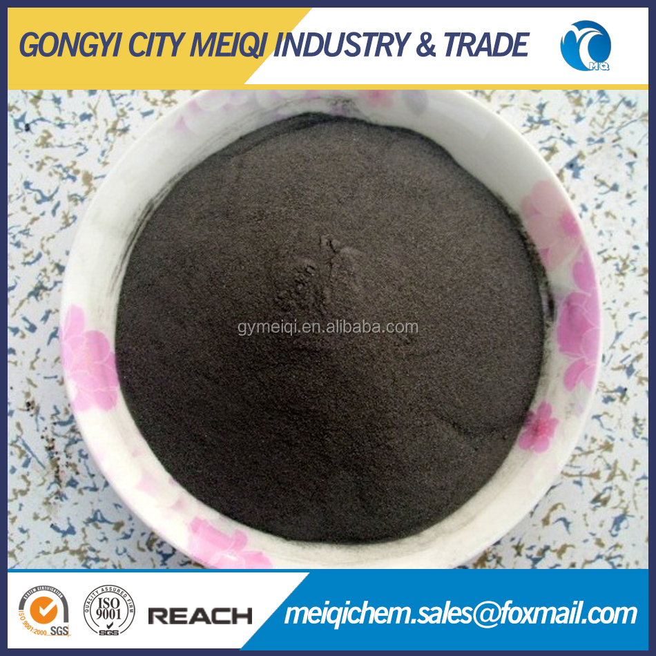 MEIQI once reduced and twice reduced sponge iron powder