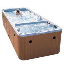Home Spa Pool Family Swim Spa Pool With TV