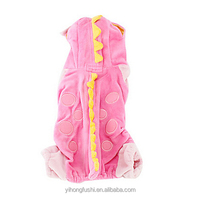 crocodile style coat for dogs(xl-xl,Pink)