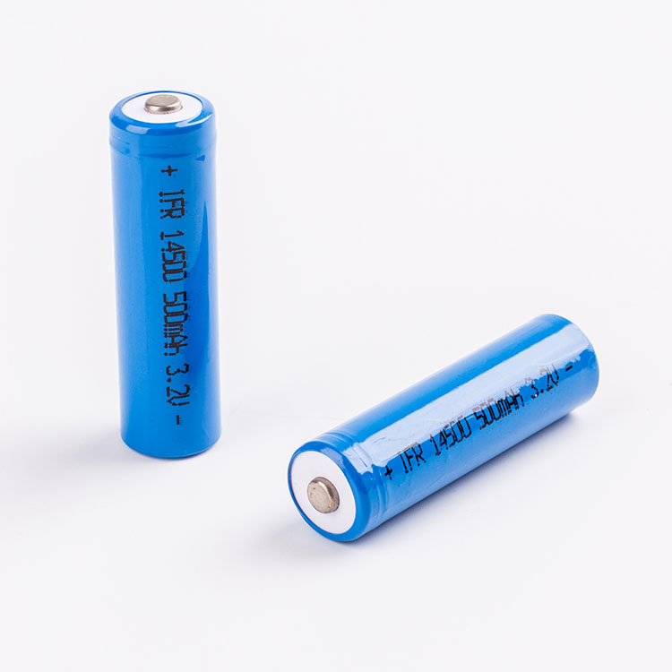 Lifelong and rapid charging lithium ion battery 14500 for electric bike
