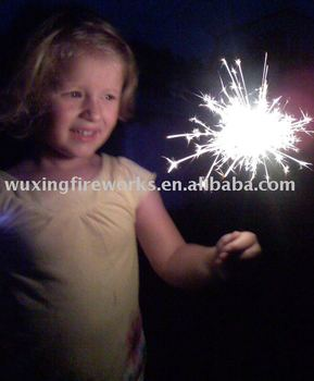 "Quality Gold Diamond 10 "" Golden Sparklers Fireworks (New !)"