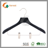 Cardboard clothes hangers for suits and pants