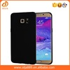 Fashion mobile phone silicon case for samsung galaxy a8 back cover