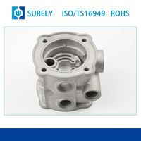 New Popular Excellent Dimension Stability Surely OEM Aluminum Die Casting For Auto And Machine Part Injection Parts