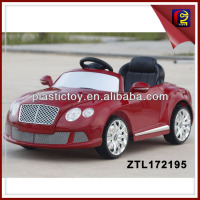 Licenced Bentley ride on toy car 6V7AH Single Drive ZTL172195