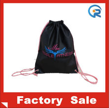hot selling non woven drawstring shopping bag / promotional non-woven packback /Laundry bag