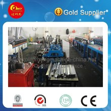 Cold Roll Forming Machines for production metal Ceiling T grid system profiles Brief introduction