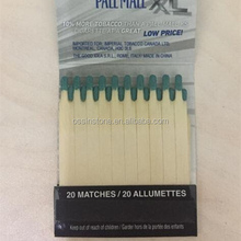 Best Selling Wooden Safety Book Match--BM002