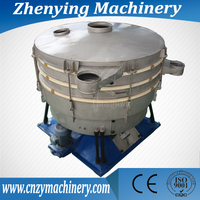 Stainless steel swing rotary sieve for breadfruit sieving