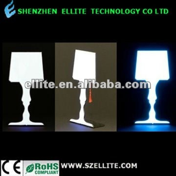 China innovative high brightness any size el lighting lamp