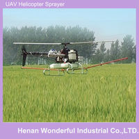 ZHNY-15 remote control unmanned helicopter agriculture flying sprayer
