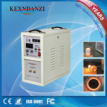 China best low price KX-5188A25 high frequency induction heating machine for cutter annealing