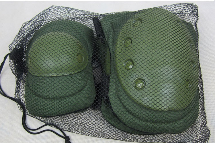 Knife Resistant Military Army Knee Pads