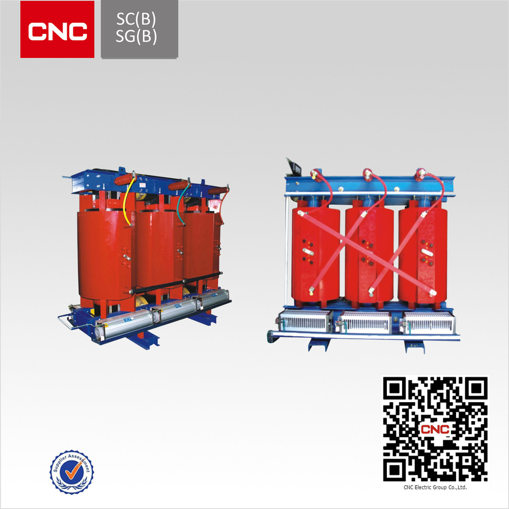 SC(B),SG(B) oil cooled power transformer