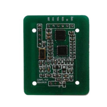 Can a can 1356 mhz rfid reader read a 125khz tag