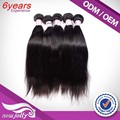 Top grade 8a 100% russian straight human hair 10 to 28 inch 100% pure peruvian hair