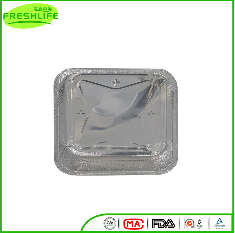 Best price aluminum foil container house use aluminum foil food container