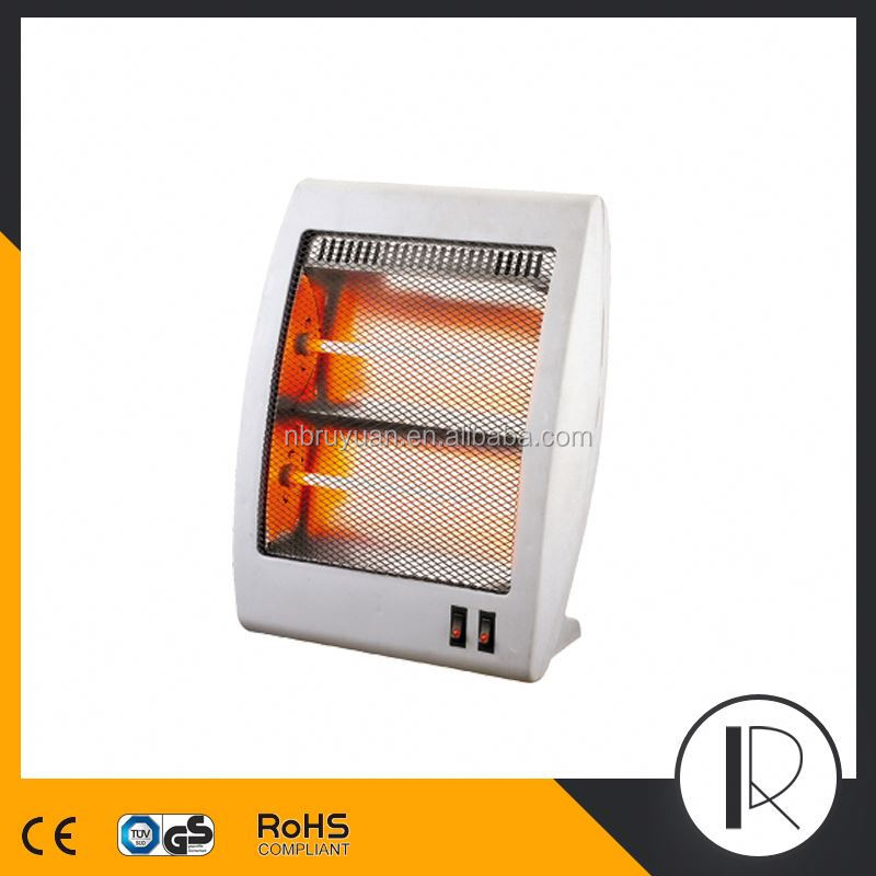 0725099 Room Dry Heating Halogen Heater 400W 800W 1200W 1600W With Oscillation Function
