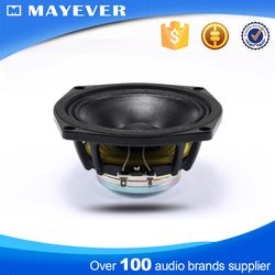 "5ND35 130mm/5.5"" voice coil 60w china manufacturer speaker 5 inch subwoofer"