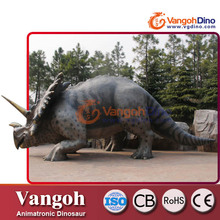 VGD-666 High Quality Simulation Dinosaur For Museum Suit fiberglass dinosaur large statue walking with dinosaurs