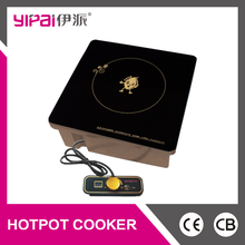Thai Hotpot Cooker Factory / Supplier 1000w China National Single Burner Square Induction Cooker