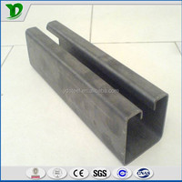 high quality steel channel / c beam / c purlin with reasonabel steel purlin price