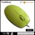 Free sample new noiseless mute silent click wired mouse