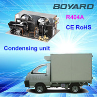r404a cooling compressor condensing refrigeration unit for Blast freezer condensing unit
