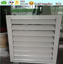 Fluorocarbon coating aluminum air grille louver