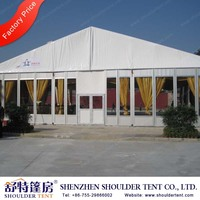 Dome tent steel structure event tent for Events,Outdoor Wedding Party