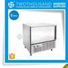 3 Trays, 100 L, 304 S/S for New Product Small Blast Freezer