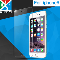 High Quality Competitive Price 3D Curved For iphone 6 6s 3D Full Cover Curved Tempered Glass Screen Protector For iPhone6