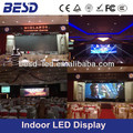 P6 Indoor smd led screen dj stand booth stage led display, dj led screen panel