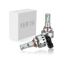 7S High Quality 40W 8000lm LED Car Lamp H1 H3 H4 H7 9005 9006 Bulb Models High Power LED Headlight