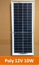 Poly Solar Panel 10W/solar module/pv panel/photovoltaic panel