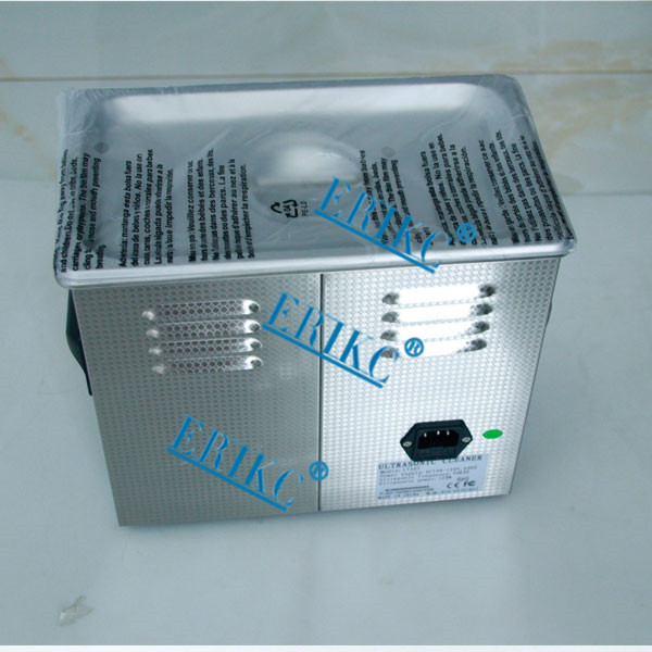 HEATED INDUSTRIAL ULTRASONIC PARTS CLEANER E1024011 Adjustable 3 Liters 220v Power Ultrasonic Cleaner
