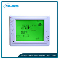 Wireless Programmable RF Room Thermostat - Receiver + Control Centre SAS908WHB-3-RF