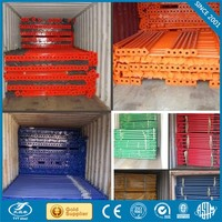 weight for scaffold material painted spanish sacffolding steel props u fork head for building material