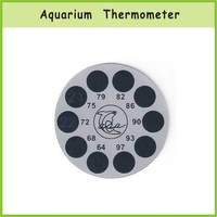 CE LCD Water Temperature Thermometer Of Fish Tank