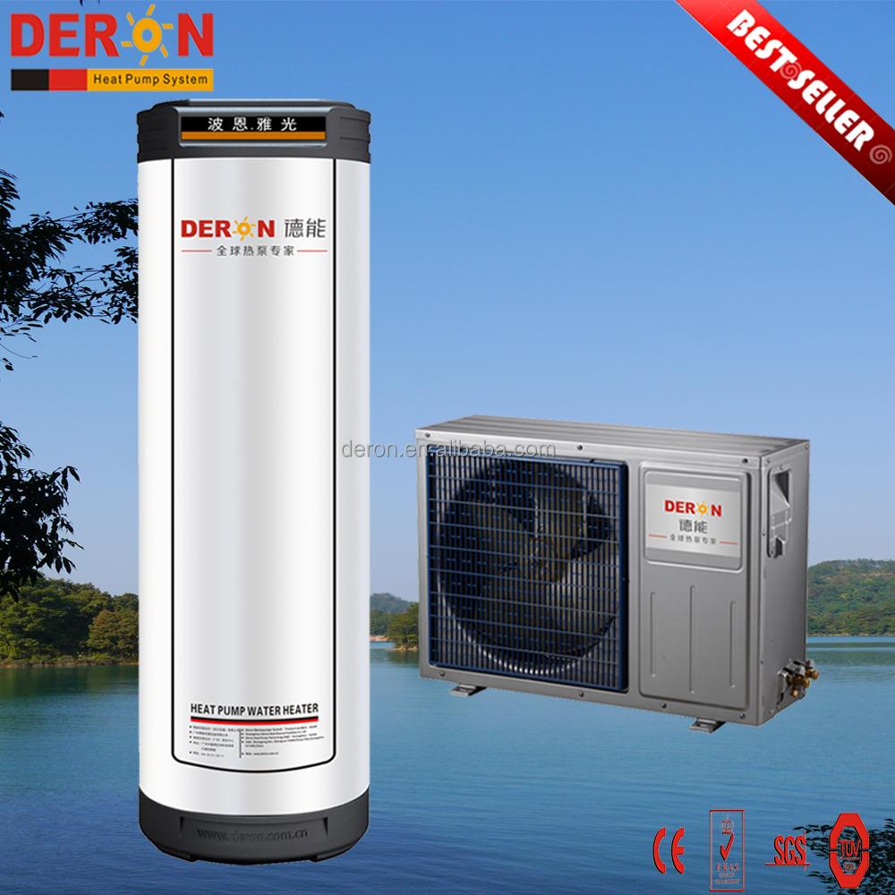 Gas Heat Pump Water Heater 2017 New Arrival High Cop Home Heat Pump Residential Water Heater